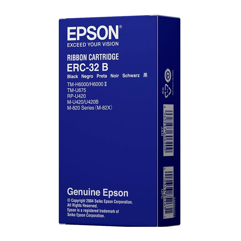 CINTA EPSON ERC-32B TM-U675 H6000 II