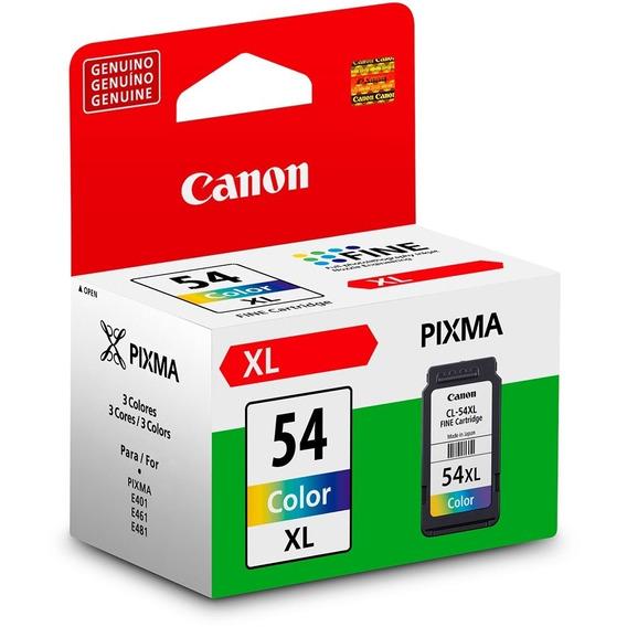 CARTUCHO CANON PIXMA CL54XL 12.6ML