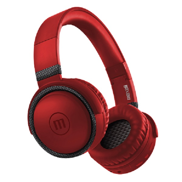 HEADSET BLUETOOTH MAXELL B52 348371 RED