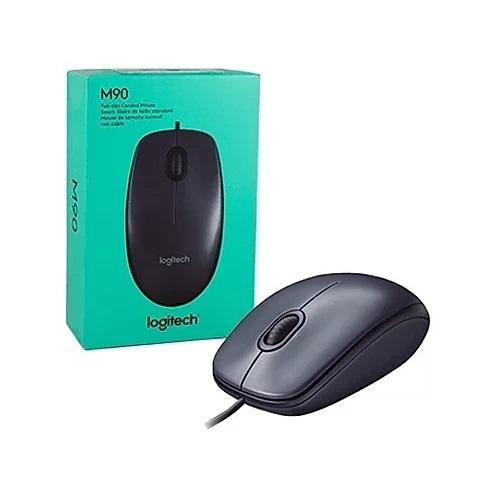 MOUSE LOGITECH USB ALAMBRICO M90 910-004053