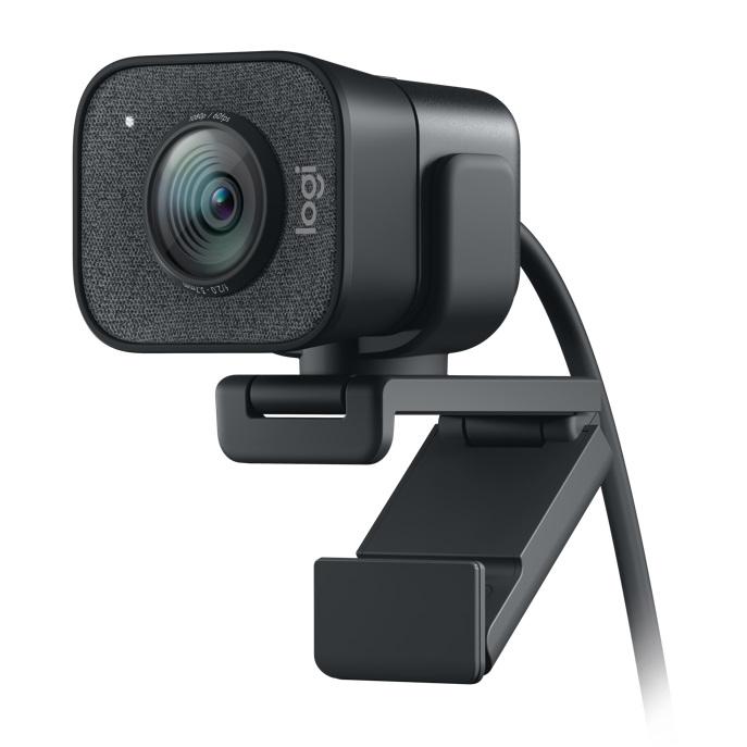 WEBCAM LOGITECH STREAMCAM PLUS 1080p 60fps