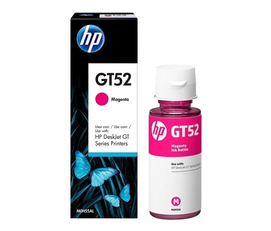 BOTELLA DE TINTA HP GT52 MAGENTA 70ML MOH55AL