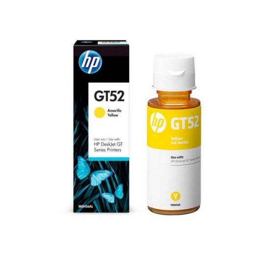 BOTELLA DE TINTA HP GT52 AMARILLO 70ML MOH56AL