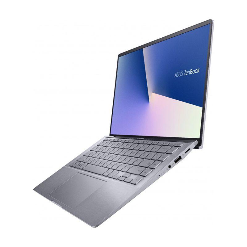 LAPTOP ASUS ZENBOOK Q407IQ AMD RYZEN 5 4500U ALMACENAMIENTO SSD 256GB RAM 8GB MX350 2GB PANTALLA FHD 14 W10