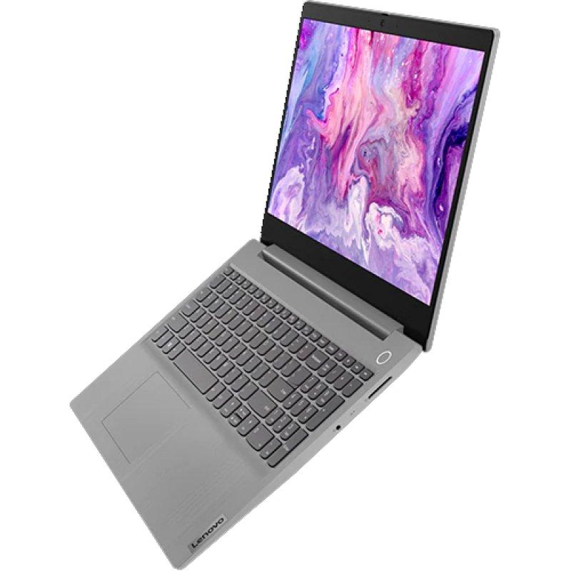 LAPTOP LENOVO IDEAPAD 3 15IIL05 PROC. INTEL CORE i3 1005G1 RAM 4GB DISCO SSD 128GB WIN 10HS PANTALLA 15.6 HD