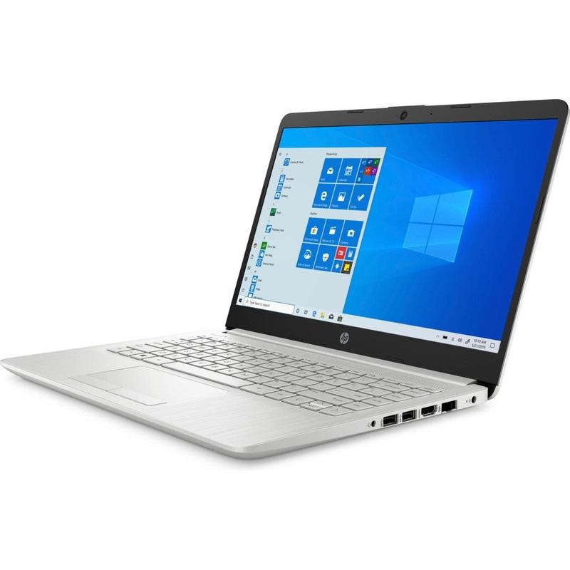 LAPTOP HP 14-CF2033WM PROC. INTEL PENTIUM SILVER N5030 RAM 4GB DISCO SSD 128GB PANTALLA LED IPS FHD 14P WIN10 HS