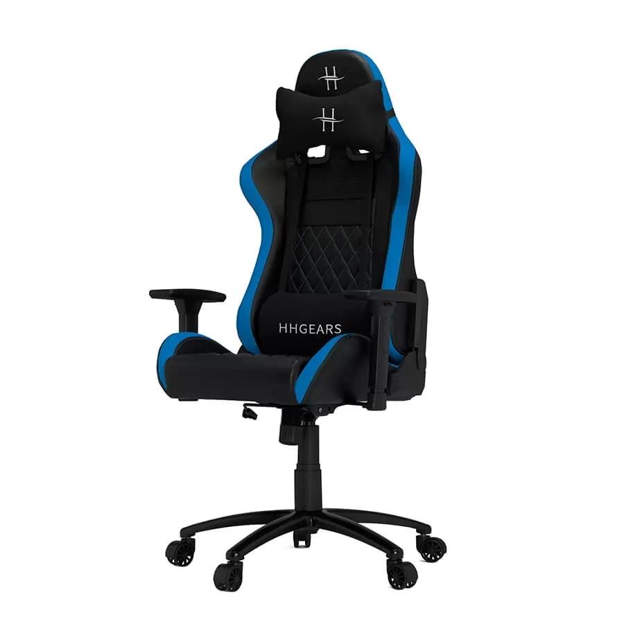 SILLA GAMER HHGEARS XL500 BLACK/BLUE