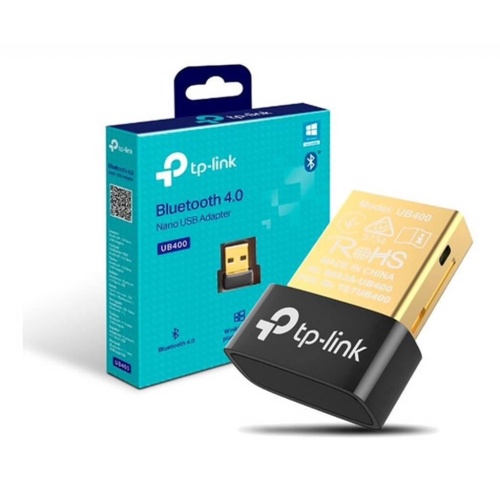 ADAPTADOR USB A BLUETOOTH V4.0 TP-LINK UB400