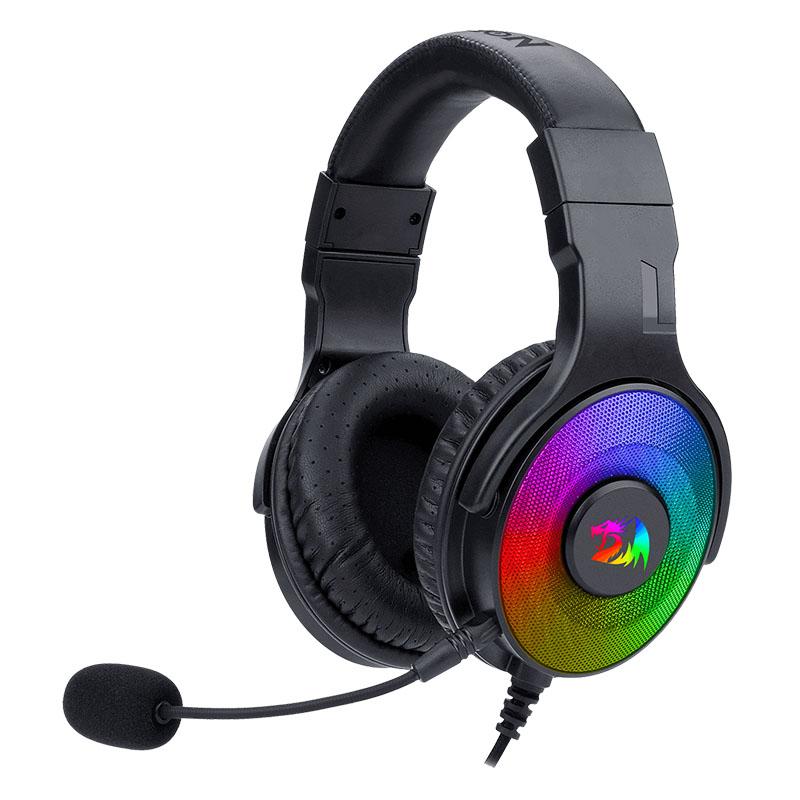 HEADSET USB REDRAGON PANDORA RGB H350RGB