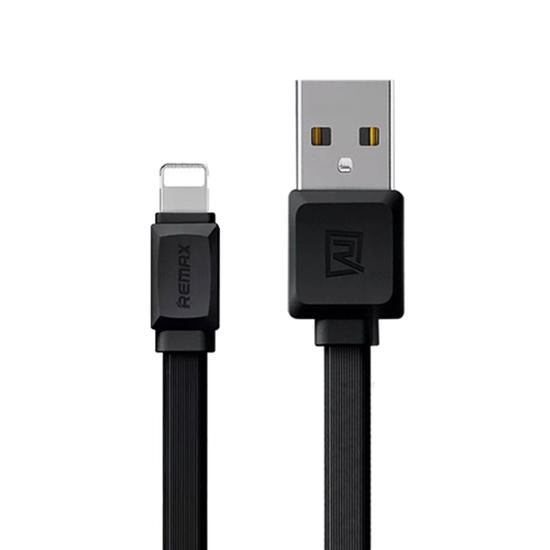 CABLE USB LIGHTNING REMAX RC090I 1M BLACK