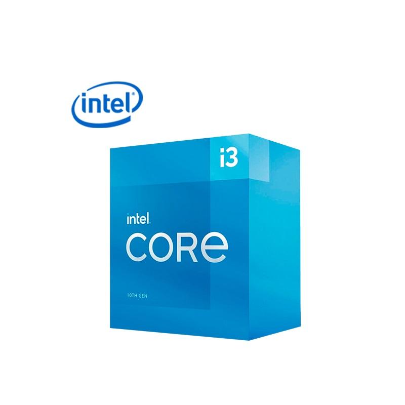 PROCESADOR INTEL CORE i3 10105 LGA1200 3.7GHz 4C/8T