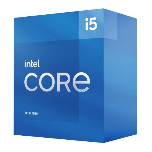 PROCESADOR INTEL CORE i5 11400f 12MB 6C/12T 2.6GHz-4.4GHz LGA1200