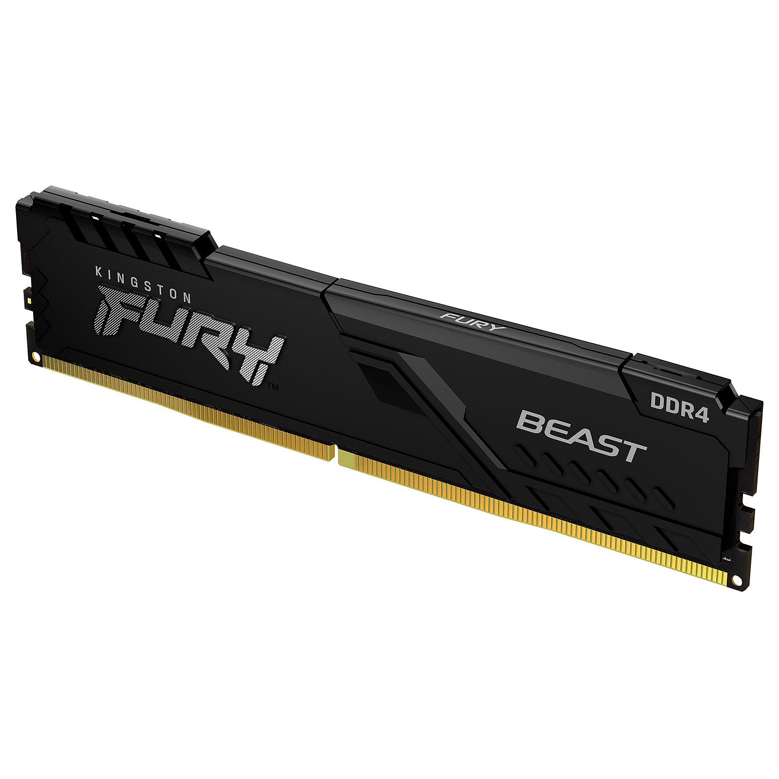 MEMORIA RAM DDR4 KINGSTON FURY BEAST 8GB 3200MHz KF432C16BB/8 PC