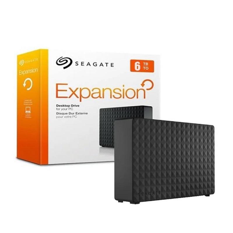 DISCO DURO EXTERNO SEAGATE 6TB EXPANSION STEB6000403