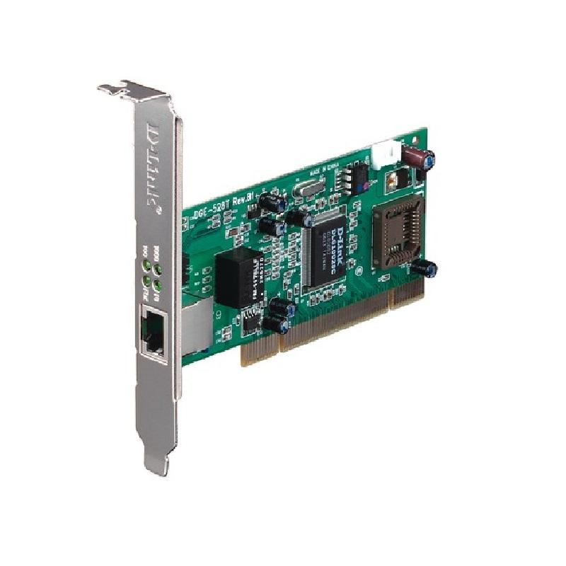 TARJETA DE RED ETERNET PCI DLINK DGE-528T 10/100/1000