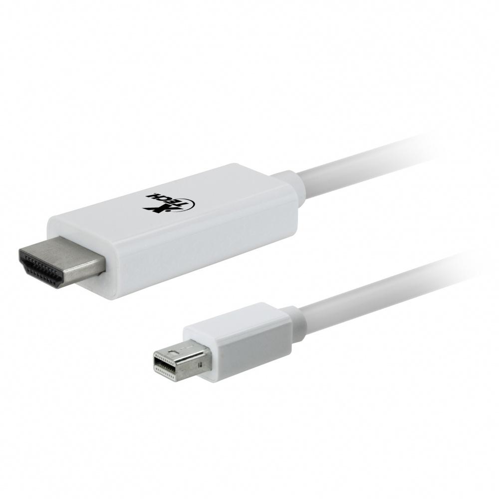CABLE CONVERSOR DE MINI DISPLAY PORT A HDMI XTC357 XTECH