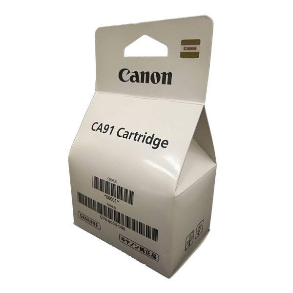CABEZAL CANON SERIE G NEGRO CA91 QY6-8001-000