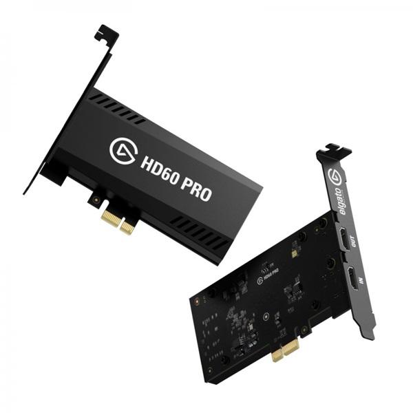 CAPTURADOR DE VIDEO PCI-E ELGATO HD60 PRO
