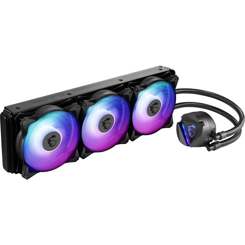 SISTEMA DE ENFRIAMIENTO LIQUIDO MSI MAG CORELIQUID 360R RGB PARA INTEL Y AMD