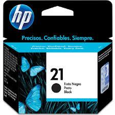 CARTUCHO HP 21 NEGRO C9351AL