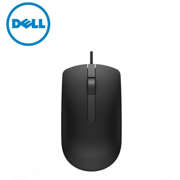 MOUSE USB DELL 2TH48 MS116 NEGRO