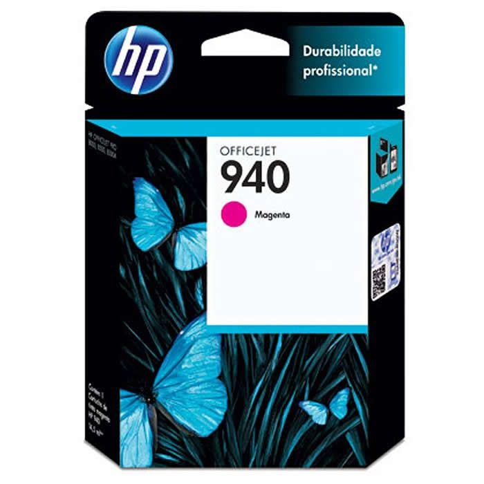 CARTUCHO HP940 MAGENTA C4904AL