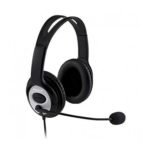 HEADSET USB MICROSOFT LIFECHAT LX-3000 JUG-00013
