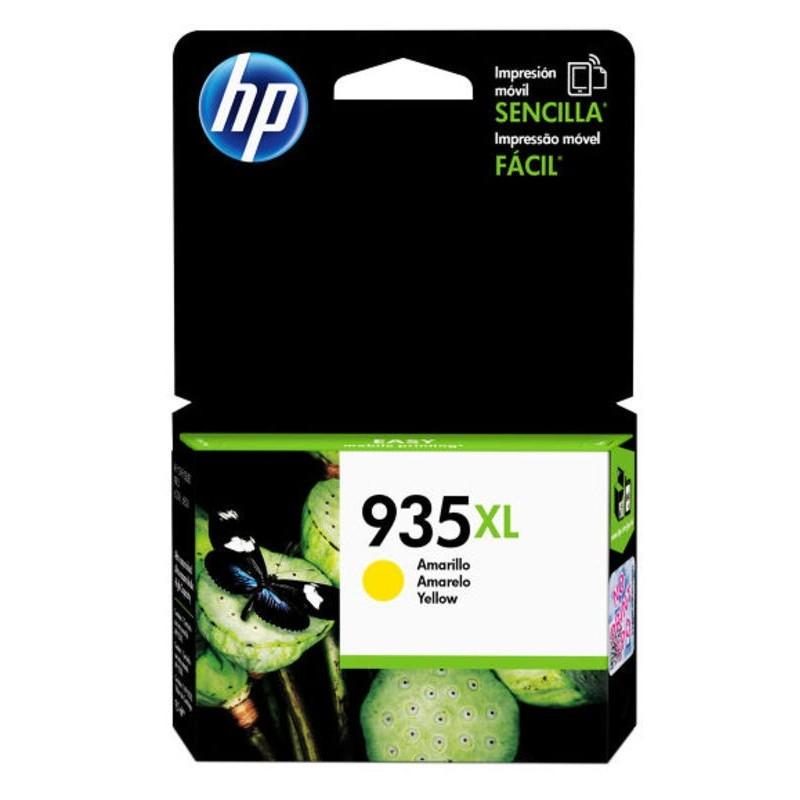 CARTUCHO DE TINTA HP 935XL YELLOW C2P26AL