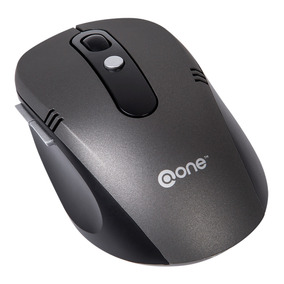 MOUSE INALAMBRICO @ONE CON BOTONES LATERALES EM202GY