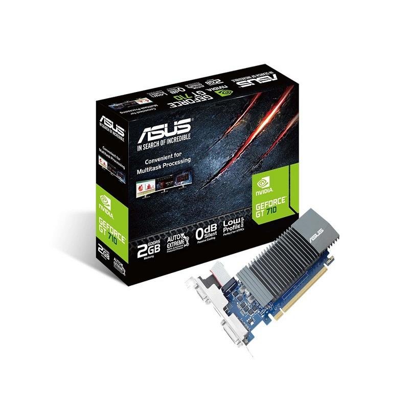 TARJETA DE VIDEO ASUS GT710 GDDR5 2GB