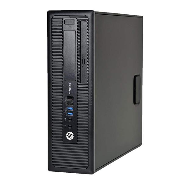 CPU HP ELITEDESK 800G1 PROCESADOR CORE I7 4A GEN, RAM DE 4GB, HD 500GB, USB 3.0 (RF)