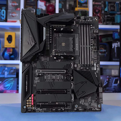 Motherboards AMD