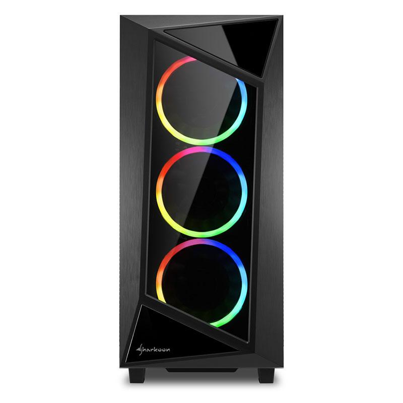 MOUSE USB SHARKOON LIGHT2 200 RGB 16K DPI